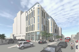Ten Storey Hotel Approved for Putney High Street