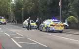 Putney Hill Police Chase Ends In Collision