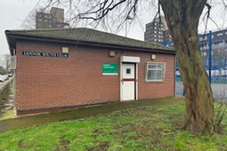 Boxing Gym Plan for Derelict Lennox Youth Centre