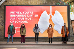 Clean Air Campaign Focuses on Putney
