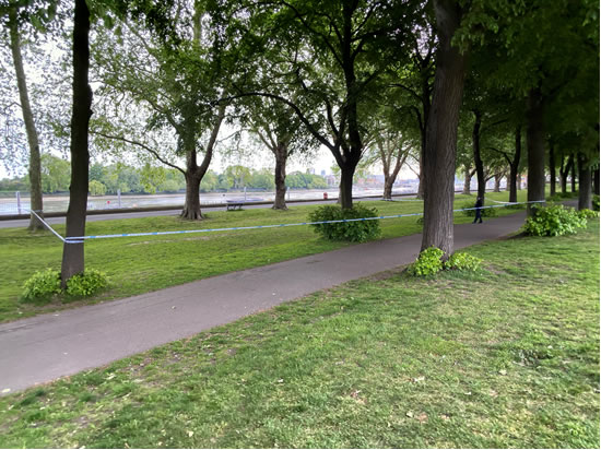 New Appeal For Witnesses To Wandsworth Park Assault
