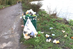 Help Clean Up Putney Towpath and Embankment