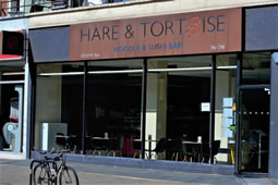 Poor Hygiene Rating for Hare and Tortoise