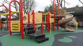 Playgrounds To Reopen Across the Borough